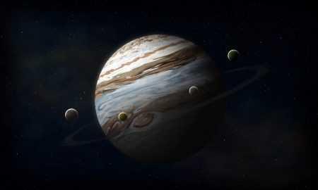 Kas mīt Jupitera lielākā pavadoņa zemledus okeānā