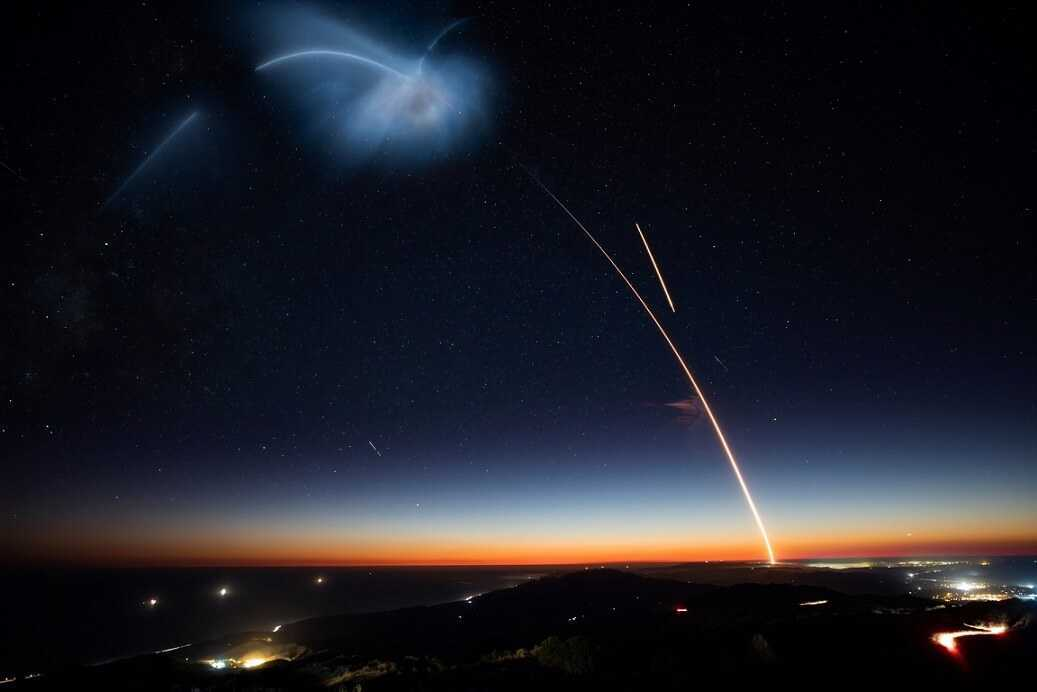 SpaceX militaras tehnologijas