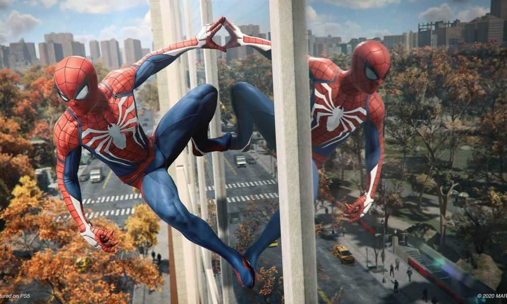 Spider-Man: Remastered Sony Playstation5