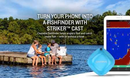 Garmin STRIKER Cast: zivju radars Tavā telefonā