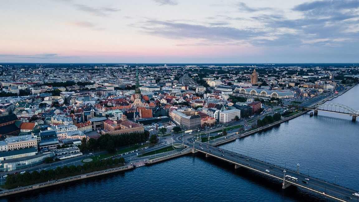 Rīgas un Pierīgas satiksmes infrastruktūras izmaiņas