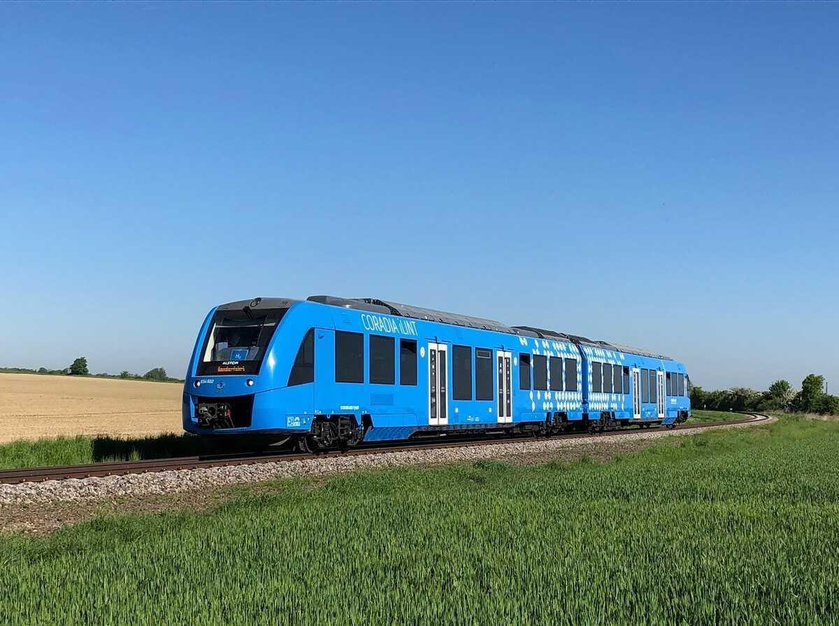 Ūdeņraža vilcieni Nīderlandē