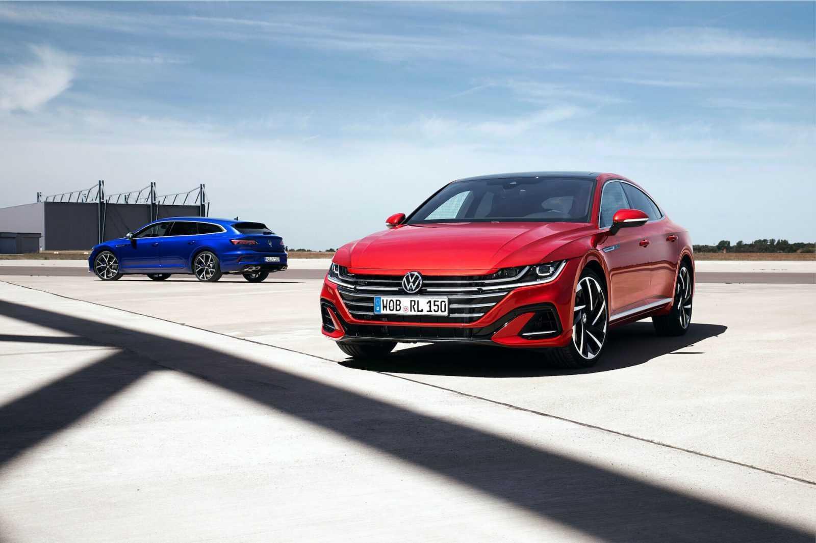 Jaunais VW Arteon