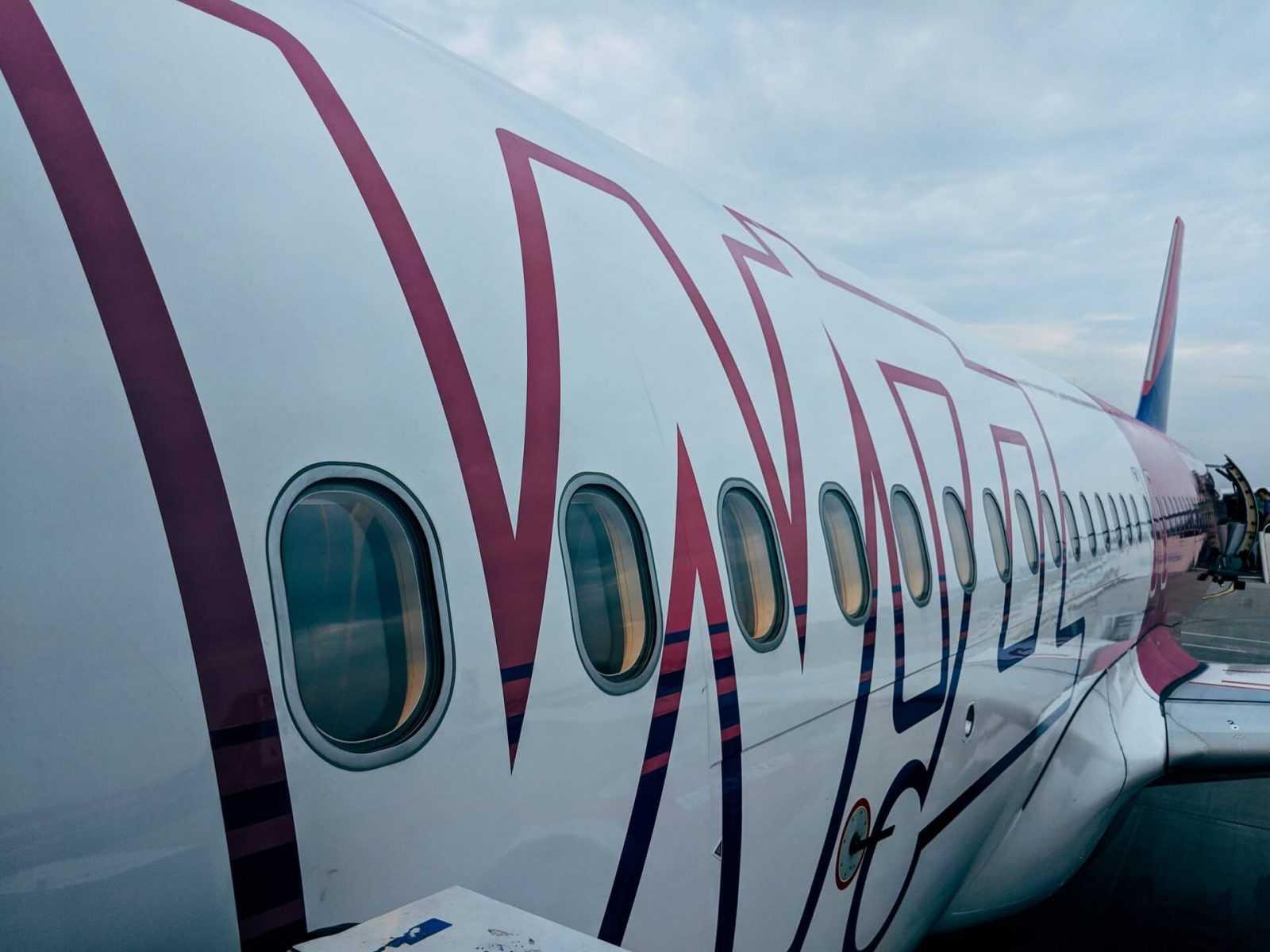Wizz Air izsludina 50% atlaidi izvēlētiem lidojumiem