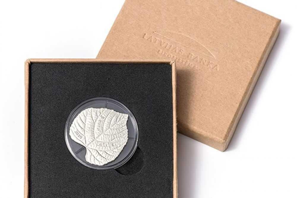 Latvijas Banka izlaidīs ekoloģijas tēmai veltītu kolekcijas monētu