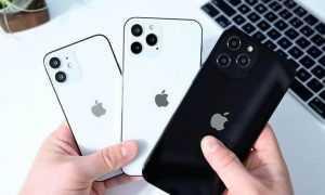Jaunumi par iPhone 13