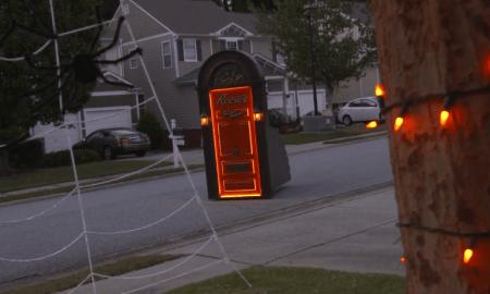 Helovīns un robots