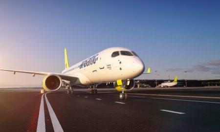 airBaltic pasažieru skaits samazinājies par 86%