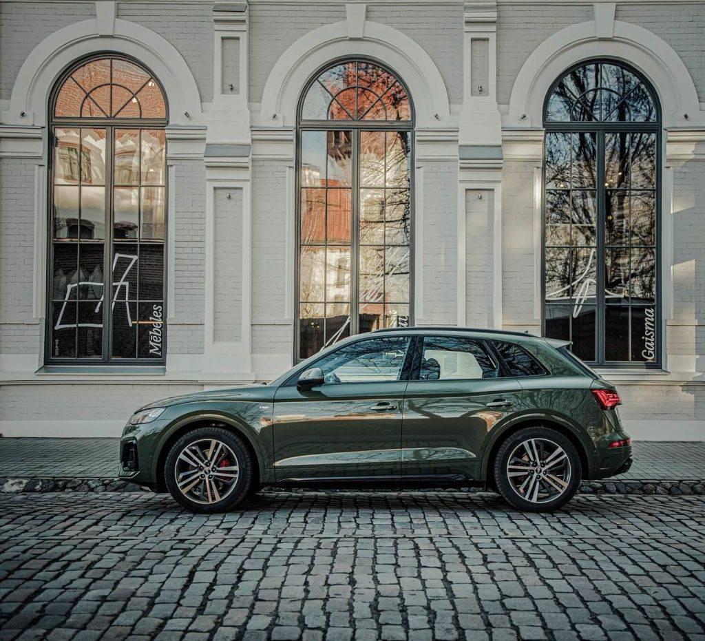 Latvijas pirmizrādi piedzīvo Audi pieprasītākais modelis – atjaunotais Audi Q5