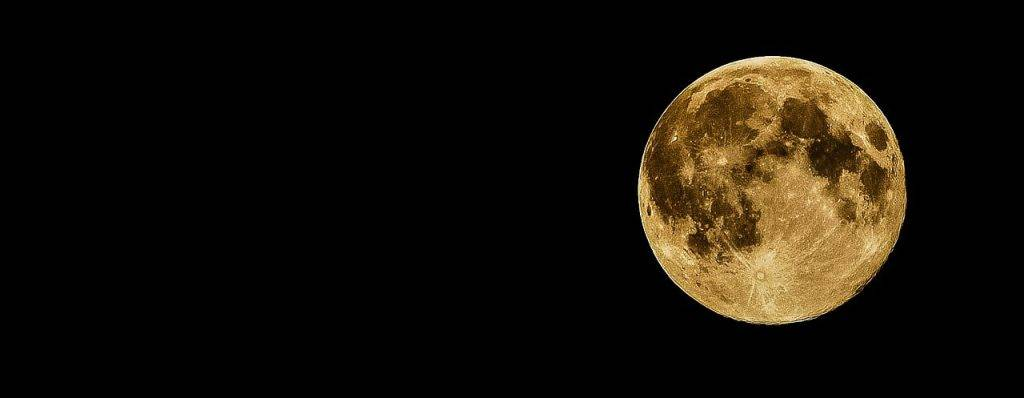 Ja nebūtu mēness