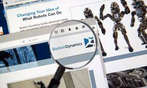Boston Dynamics pirks Hyundai