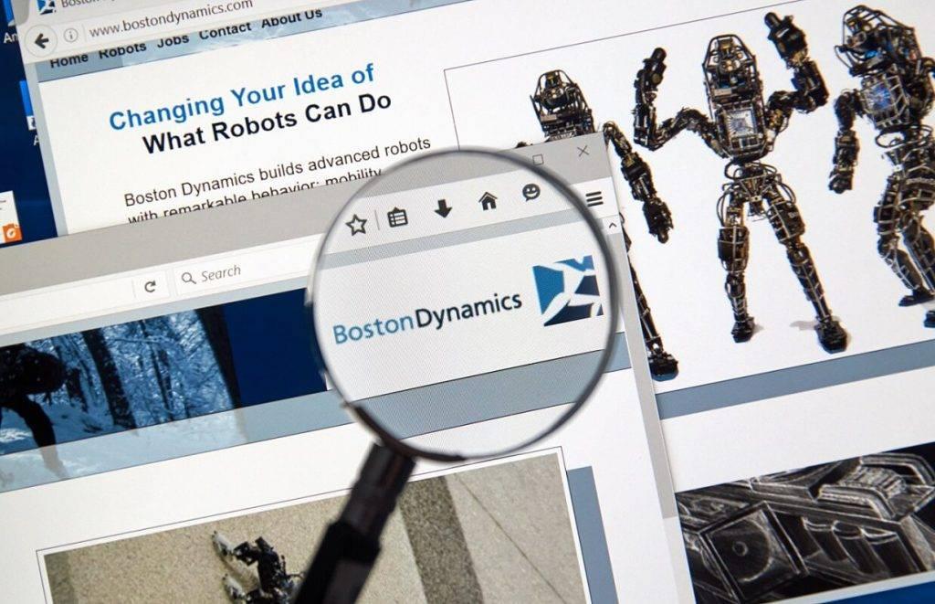 Boston Dynamics pirks Hyundai