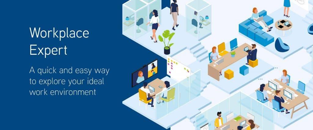 Colliers International izstrādājis jaunu tiešsaistes rīku efektīvākai biroju telpu plānošanai