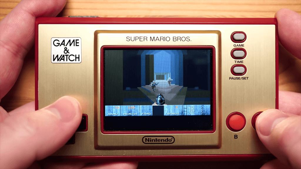 Spēle Doom, Nintendo konsolē