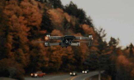VUGD rīko praktiskās mācības par bezpilota gaisa kuģu (dronu) izmantošanu