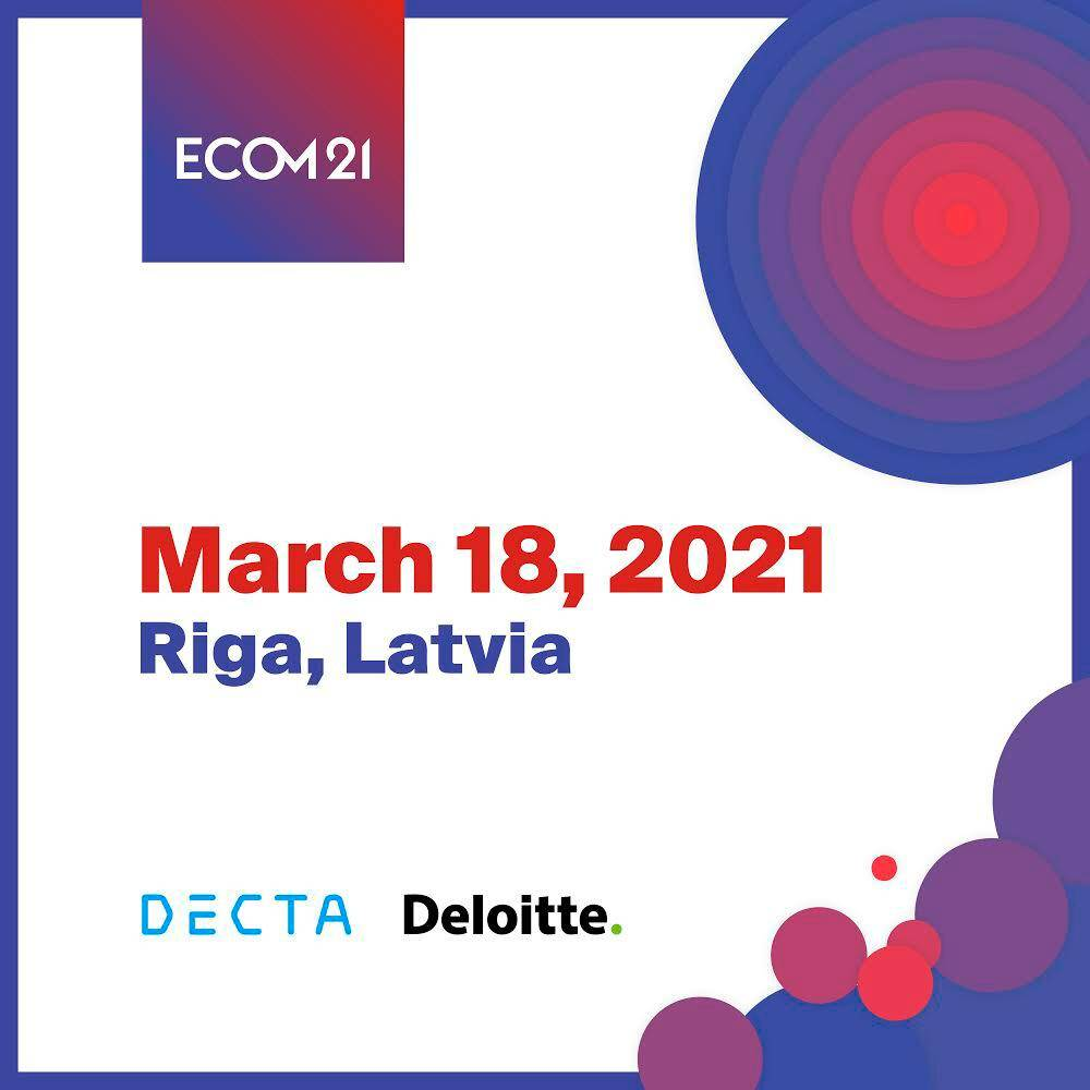 Ecom21 konference