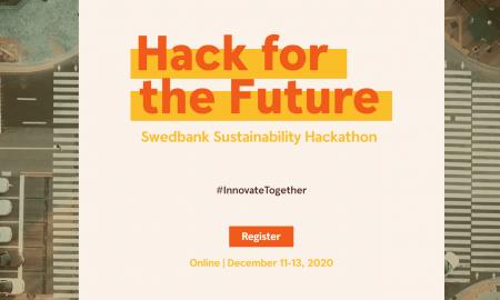 """Tehnoloģijas ilgtspējīgai nākotnei - hakatons """"Hack for the Future"""" aicina radīt idejas labākai dzīvei"""