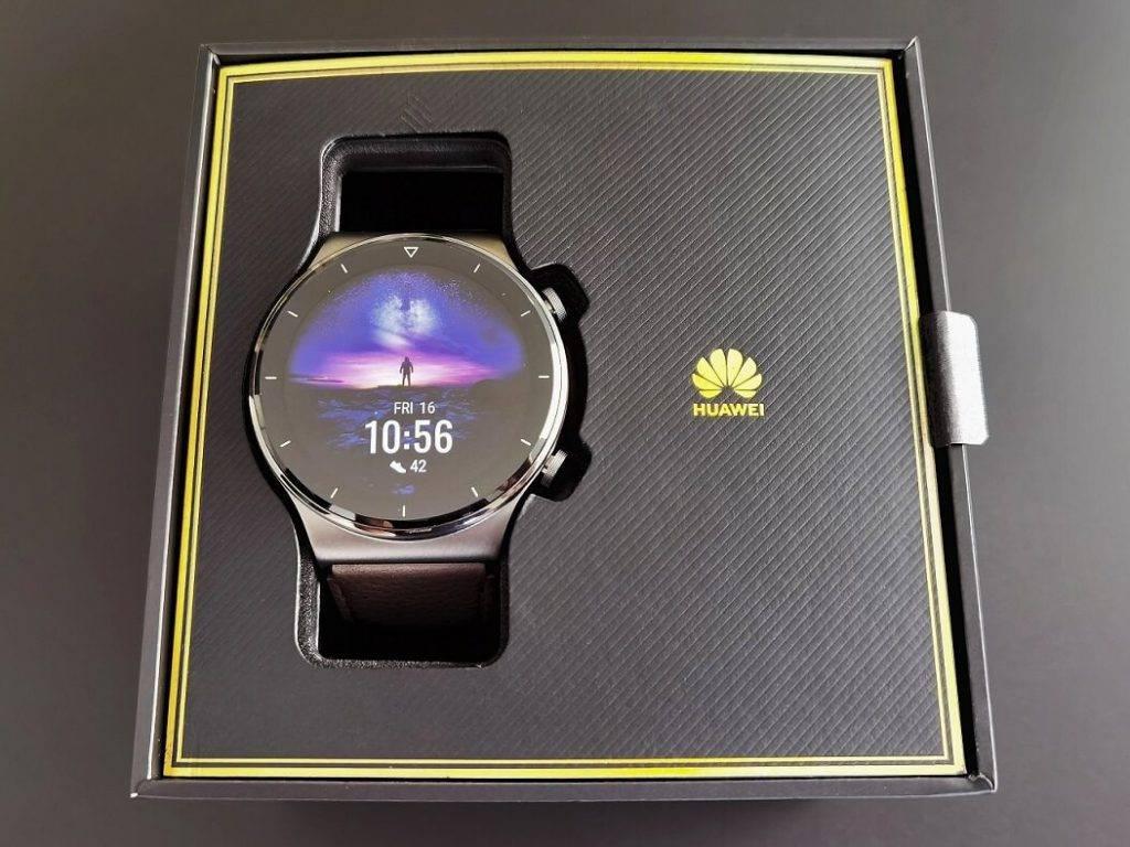 Viedpulkstenis Huawei Watch GT 2 ar elektokardiogrammas funkciju