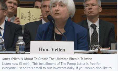 Janet Yellen BTC