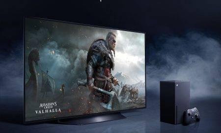 LG OLED TELEVIZORI UN XBOX SERIES X SNIEDZ NĀKA-MĀS PAAUDZES VIDEOSPĒĻU KONSOĻU BAUDĪŠANAS PIE-REDZI