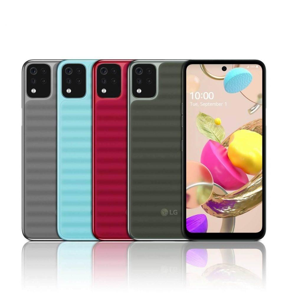 """""""LG Electronics"""" uzsāk jaunāko K-sērijas K42 un K52 tirdzniecību Latvijā"""