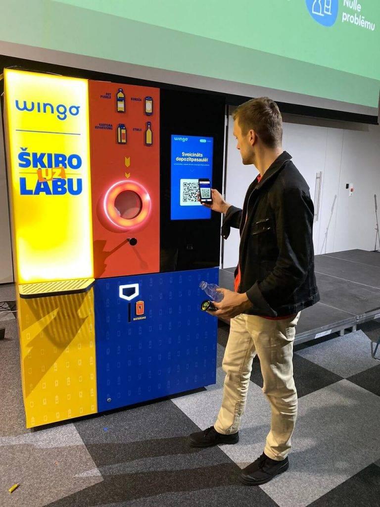 """Latvijas IT uzņēmums """"WinGo Deposit"""" izpelnās ES projekta BOWI atzinību"""