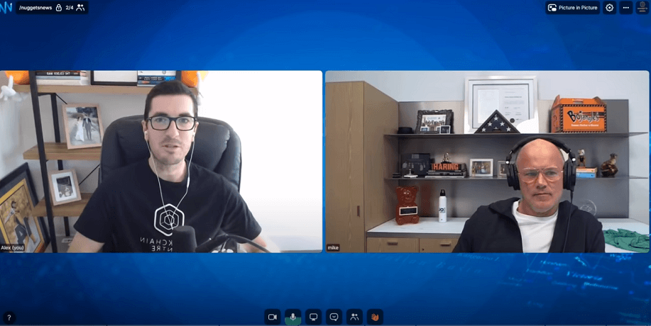 Mike Novogratz intervija