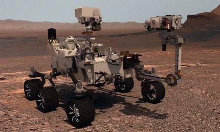 Marsa visurgājējs Perseverance