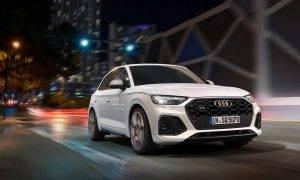 Audi prezentē jaunās paaudzes SQ5 TDI