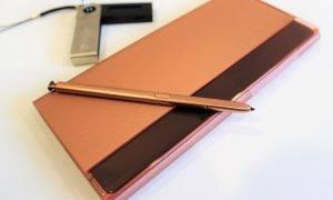 Kā lietot Samsung irbuli S Pen