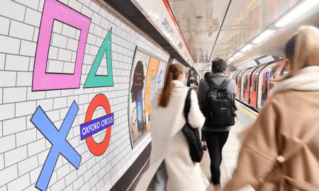 Londonas metro stacija