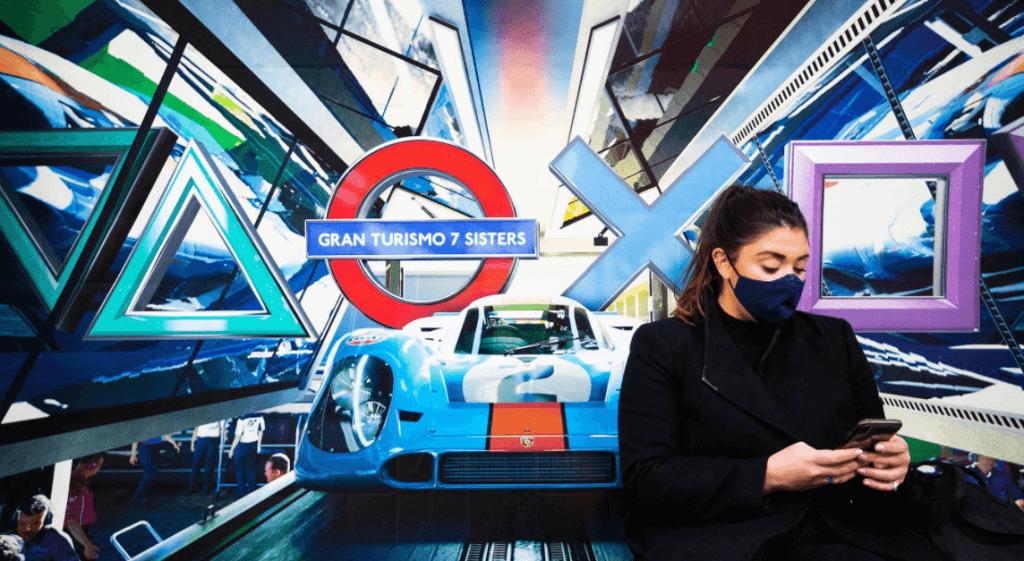 Londonas metro stacija Seven Sisters