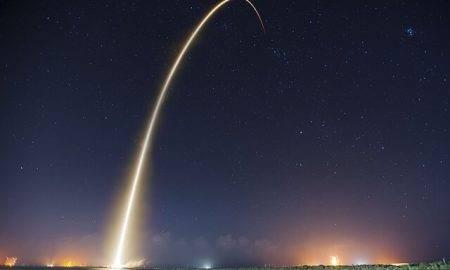 Spacex lidojums