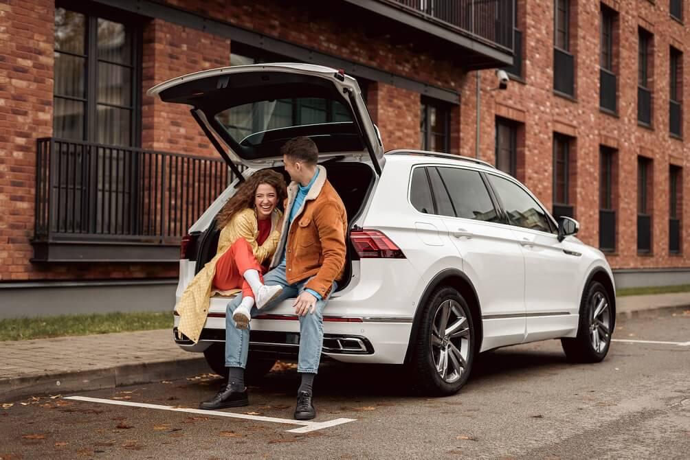 Jaunais Volkswagen Tiguan nonāk tirdzniecībā