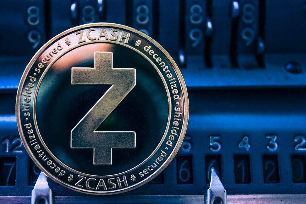 ZCASH tīklā atlīdzības samazinājums