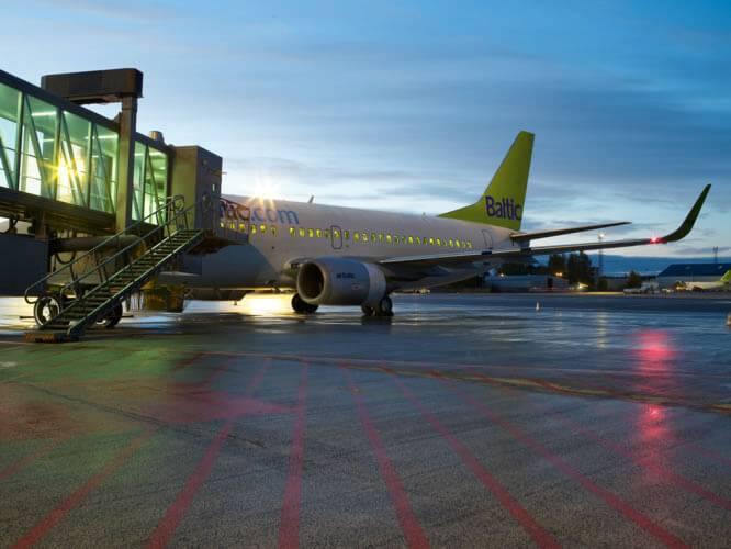 airBaltic jaunaka informacija