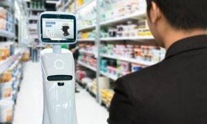 Automatizēti veikali, viedie iepirkšanās ratiņi, 5G roboti - kas mazumtirdzniecību Latvijā sagaida nākotnē?