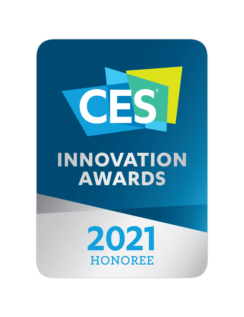 CES 2021 Innovation Awards Honoree 1