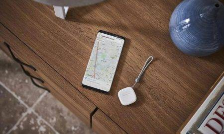 Galaxy Smart Tag sensors
