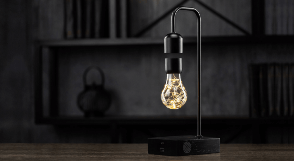 Galda lampa Gravita
