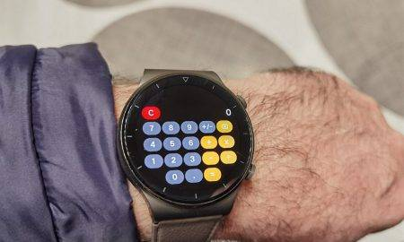 Huawei Watch GT2 jauna funkcija kalkulators