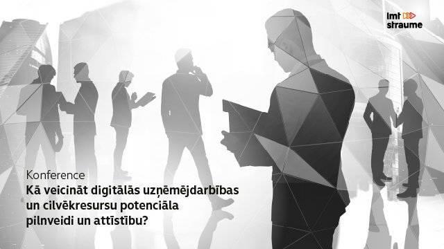Rīko ekspertu domu apmaiņu par digitālās uzņēmējdarbības un cilvēkresursu potenciāla pilnveidi un attīstību