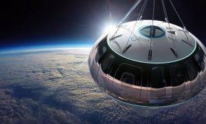 Kosmosa tūrisms gaisa balonā. Kā tas ir iespējams un cik tas maksā?