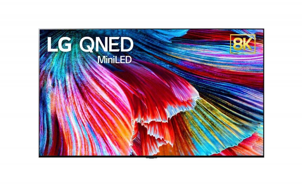 LG izstādē CES 2021 prezentēs uzņēmuma pirmo QNED Mini LED televizoru