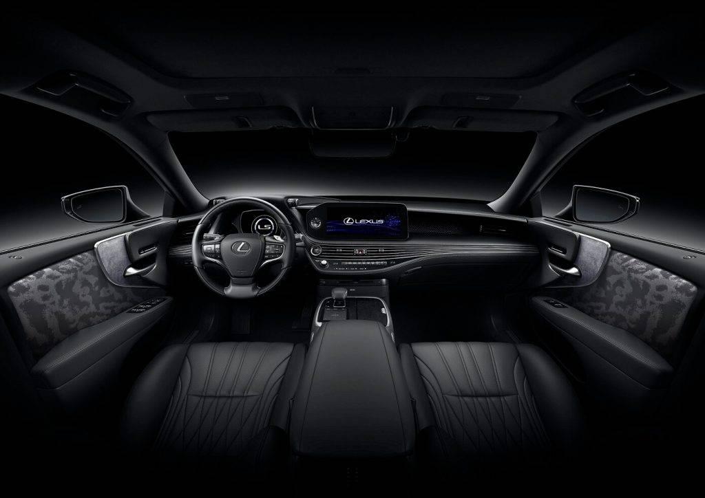 Lexus atjaunotais flagmanis LS 500h drīz būs pieejams Latvijā