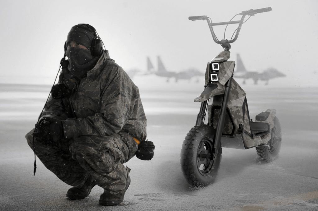 Latvijā ražos pasaulē unikālu bezceļu elektrisko skrejriteni