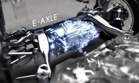 Lexus prezentējis nākamās paaudzes elektriskās piedziņas kontroles tehnoloģiju DIRECT4