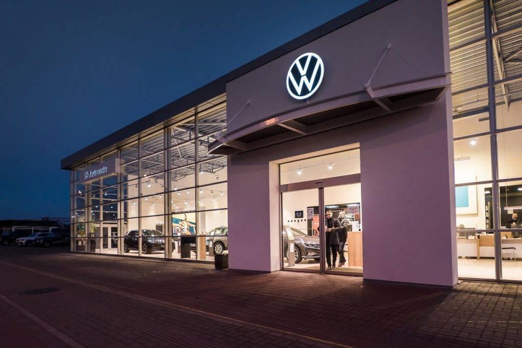 SD Autocentrs Liepājā kļūst par pirmo Volkswagen dīlercentru Latvijā, kas radīts pēc jaunajiem zīmola standartiem