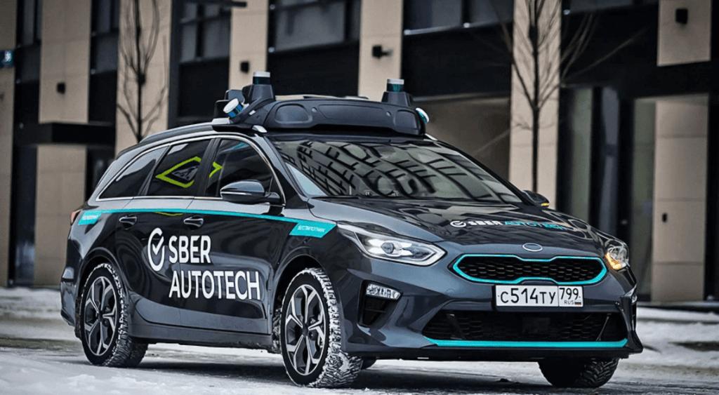 Sber autopilots