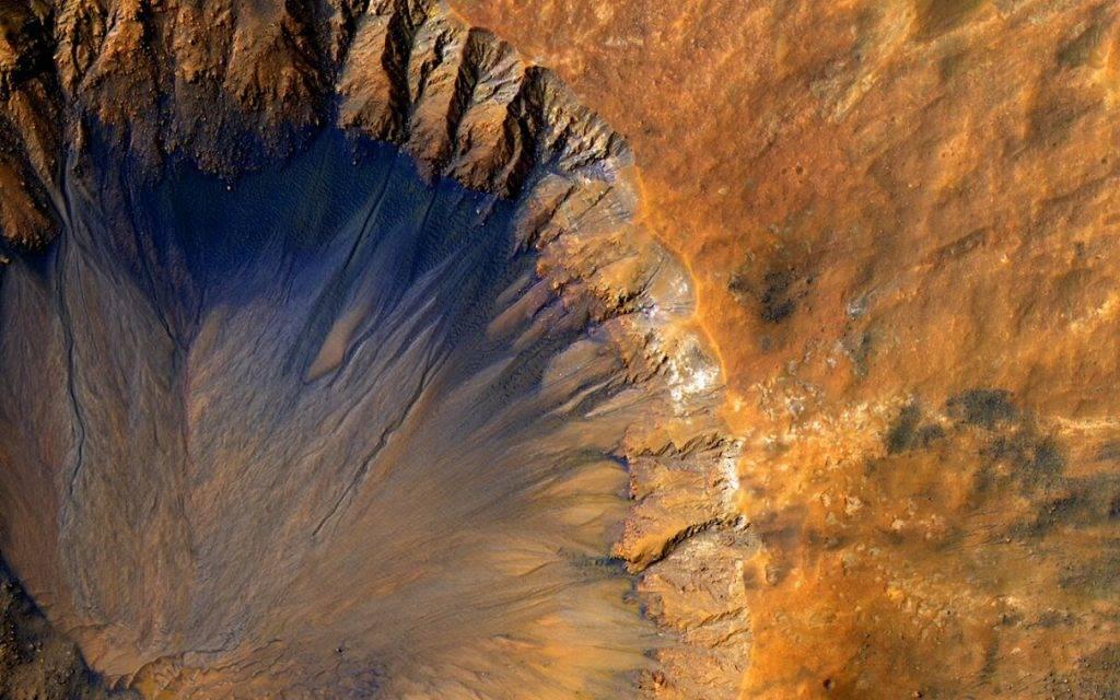 Kā piegādāt skābekli uz Marsa